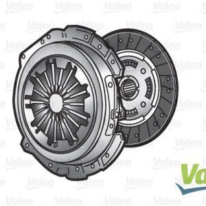 Sprzęgło - komplet VALEO 832404