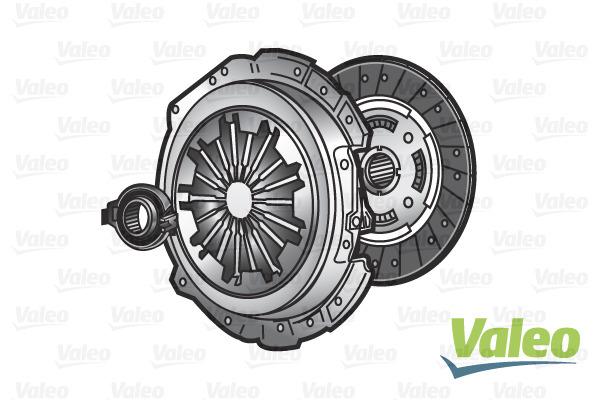 Sprzęgło - komplet VALEO 821178